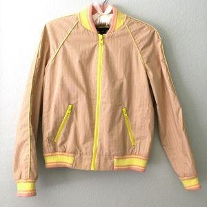 Marc Jacobs Pastel Bomber Jacket